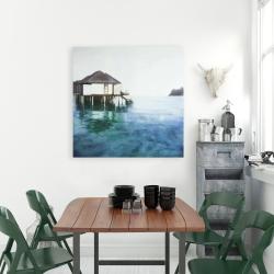 Canvas 36 x 36 - Dream travel