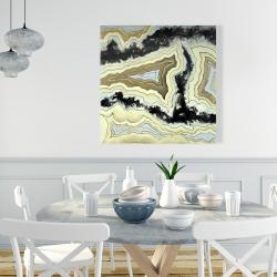 Canvas 36 x 36 - Lace agate