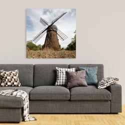 Canvas 36 x 36 - Windmill