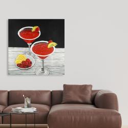 Canvas 36 x 36 - Two cosmopolitan