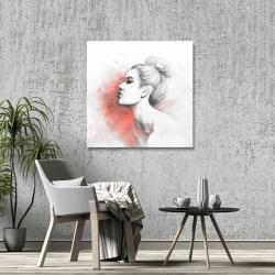 Canvas 36 x 36 - Deliberation