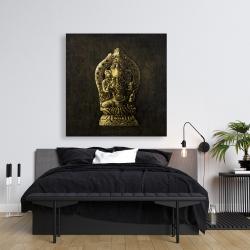 Canvas 36 x 36 - Lord ganesha