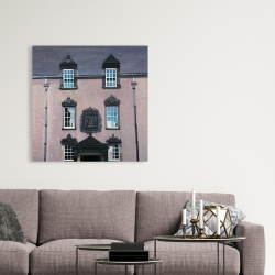 Canvas 36 x 36 - Argyll's lodging at stirling castle