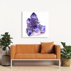 Canvas 36 x 36 - Amethyst