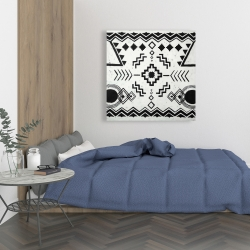 Canvas 36 x 36 - Ethnic patterns
