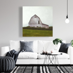 Canvas 36 x 36 - Rustic barn