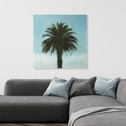 Canvas 36 x 36 - Tropical palm