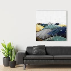 Canvas 36 x 36 - Umbrellas