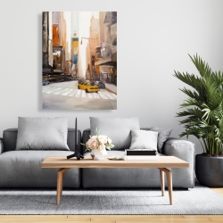 Canvas 36 x 48 - New-york city center