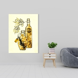 Canvas 36 x 48 - Artisanal olive oil
