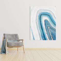 Canvas 36 x 48 - Round geode