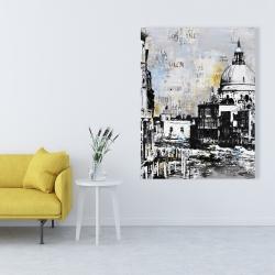 Canvas 36 x 48 - Basilica of santa maria della salute