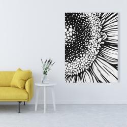 Canvas 36 x 48 - Gerbera flower
