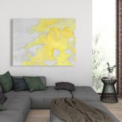 Canvas 36 x 48 - Gold erosion