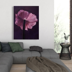 Canvas 36 x 48 - Purple petals
