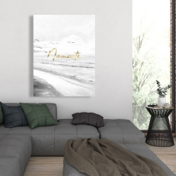 Canvas 36 x 48 - Namaste