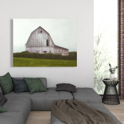 Canvas 36 x 48 - Rustic barn
