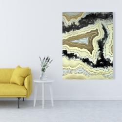Canvas 36 x 48 - Lace agate