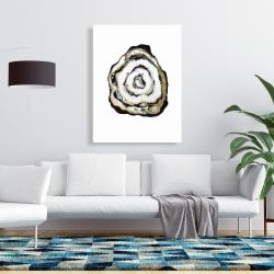 Canvas 36 x 48 - Golden agate