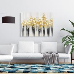 Canvas 36 x 48 - Small golden spots