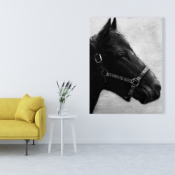 Canvas 36 x 48 - Gallopin the horse