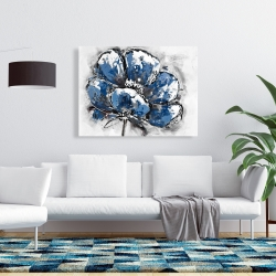 Canvas 36 x 48 - Small flower