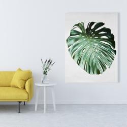 Canvas 36 x 48 - Monstera leaf