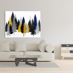 Canvas 36 x 48 - Golden fir