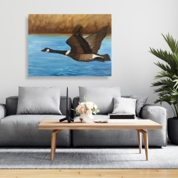 Canvas 36 x 48 - Canada goose