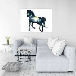Canvas 36 x 48 - Elegant horse