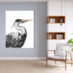 Canvas 36 x 48 - Great heron