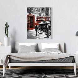 Canvas 36 x 48 - European street