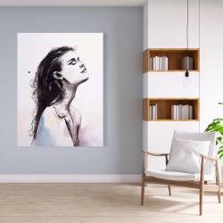 Canvas 36 x 48 - Bare skin