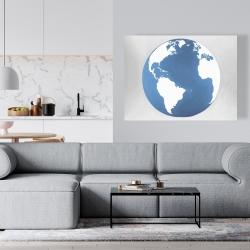 Canvas 36 x 48 - The earth
