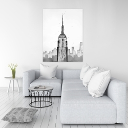 Canvas 36 x 48 - Empire state building