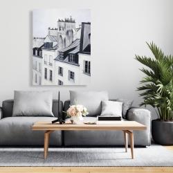 Canvas 36 x 48 - Historical buildings