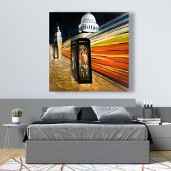 Canvas 48 x 48 - Fast london bus