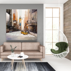 Canvas 48 x 48 - New-york city center