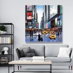 Canvas 48 x 48 - Peak hour