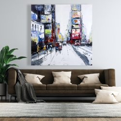 Canvas 48 x 48 - Time square