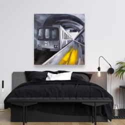 Canvas 48 x 48 - Subway