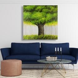 Canvas 48 x 48 - Big green tree
