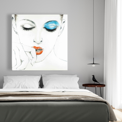 Canvas 48 x 48 - Pure style