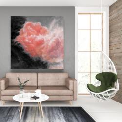 Canvas 48 x 48 - Dark clouds
