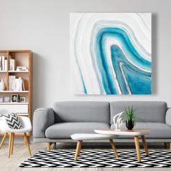 Canvas 48 x 48 - Round geode