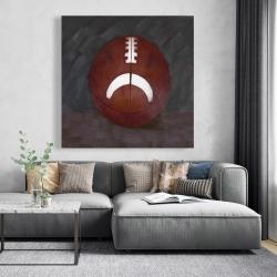 Canvas 48 x 48 - Football ball
