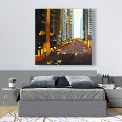 Canvas 48 x 48 - New york city 9th street