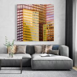 Canvas 48 x 48 - Skyscrapers