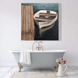 Canvas 48 x 48 - Rowboats