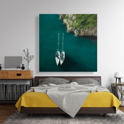 Canvas 48 x 48 - Smooth sailing